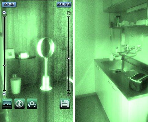 """スマホを暗視カメラに!暗い場所でもよく見えるカメラアプリ。「<a href=""""http://androider.jp/a/5039a37bccc29de1/?ktw=120614"""">ナイトビジョンカメラ</a>」"""