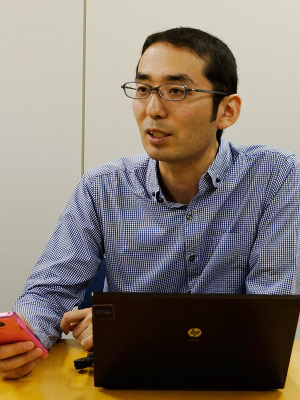ウィルコムの島田健司氏