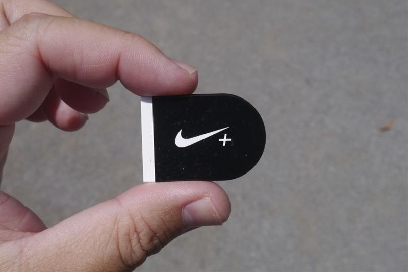 靴底のセンサー