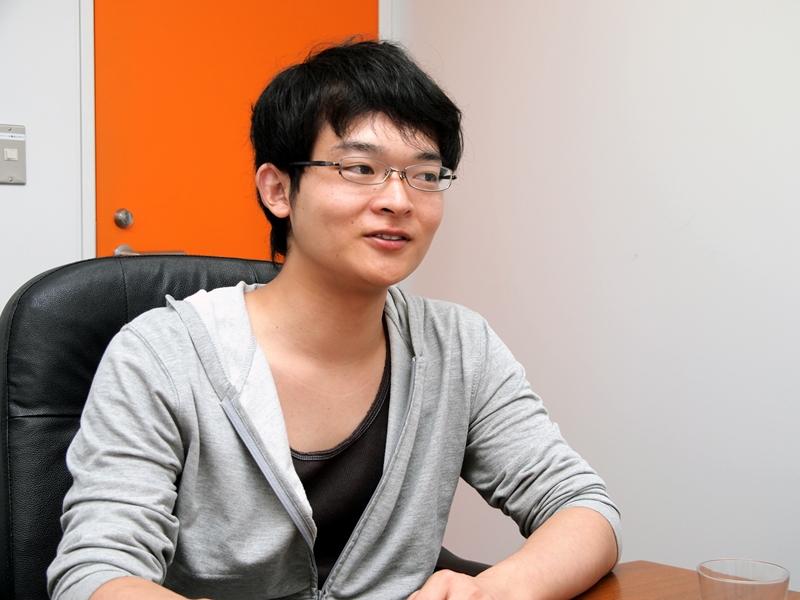 ビーワークス 情報開発事業部 営業部 アカウントディレクターで「なめこ」広報担当の伴雄斗氏