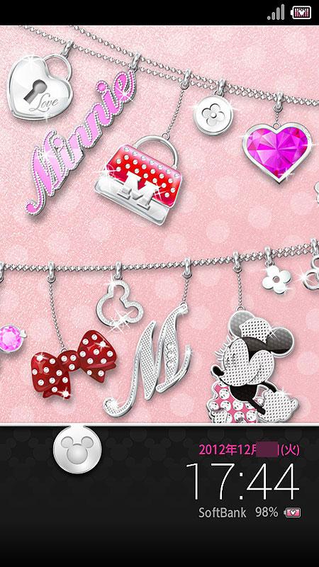 「Minnie Charms」
