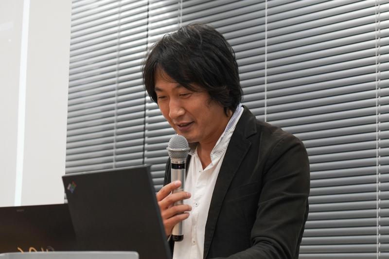 ニワンゴ 代表取締役社長の杉本誠司氏