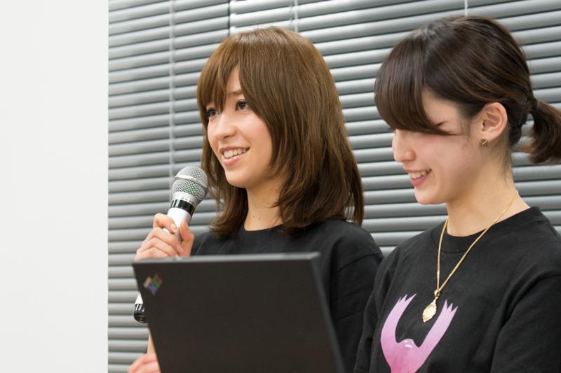 本田玲奈(2011ワセダコレクションメンバー)