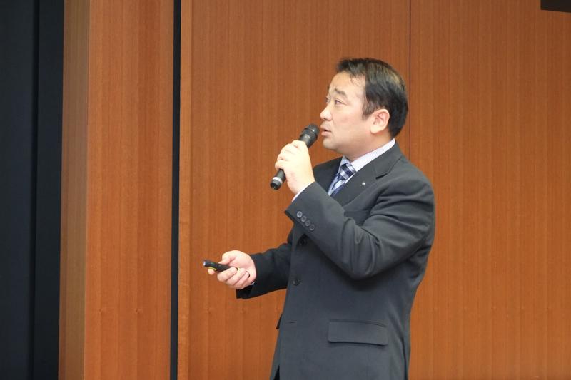 NTTコムウェア 品質生産性技術本部 研究開発部 担当課長の宮下直也氏