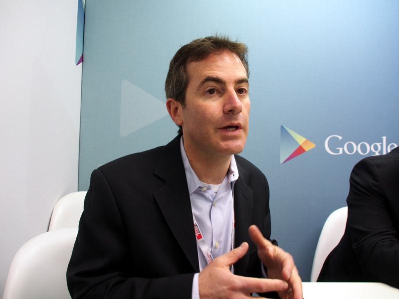 GoogleのVice President、ジェイミー・ローゼンバーグ氏