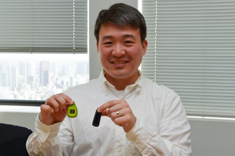Fitbit CEOのジェームズ・パーク氏