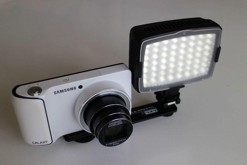 最も恩恵を受けたのは筆者愛用のアンドロイドOS搭載Samsung Galaxy Camera
