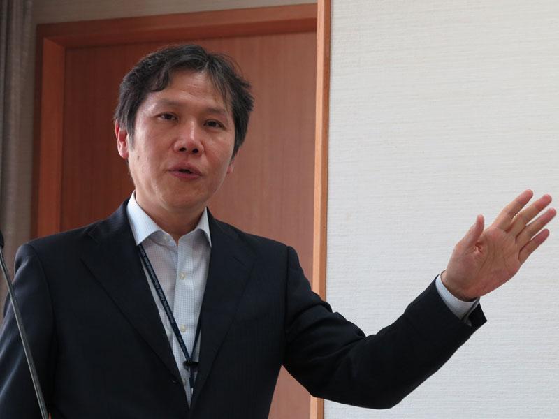 KDDI研究所所長の中島氏