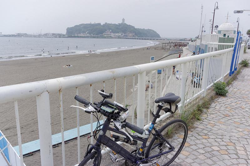 江ノ島だ!