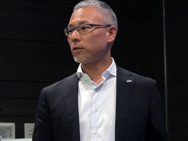 ドコモの有田氏