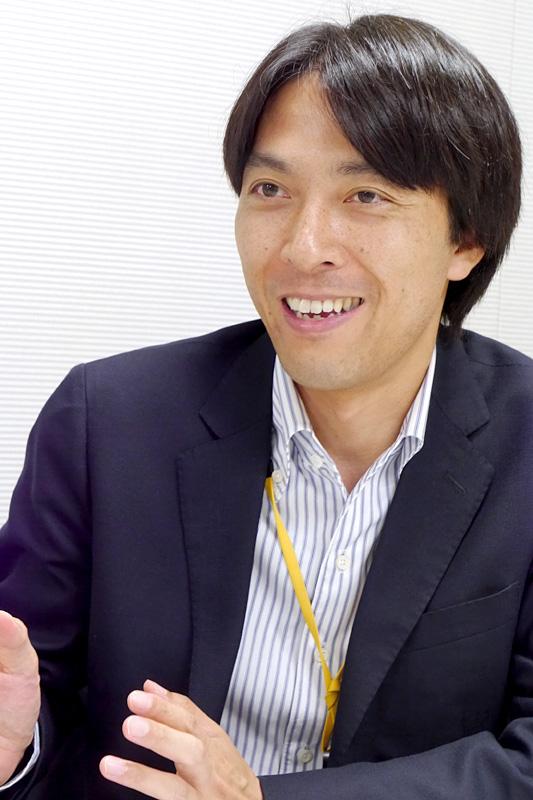 岡本健太郎氏