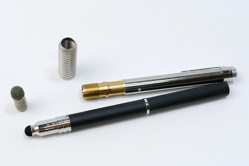 CLモデルにも新しいペン先をつけられる