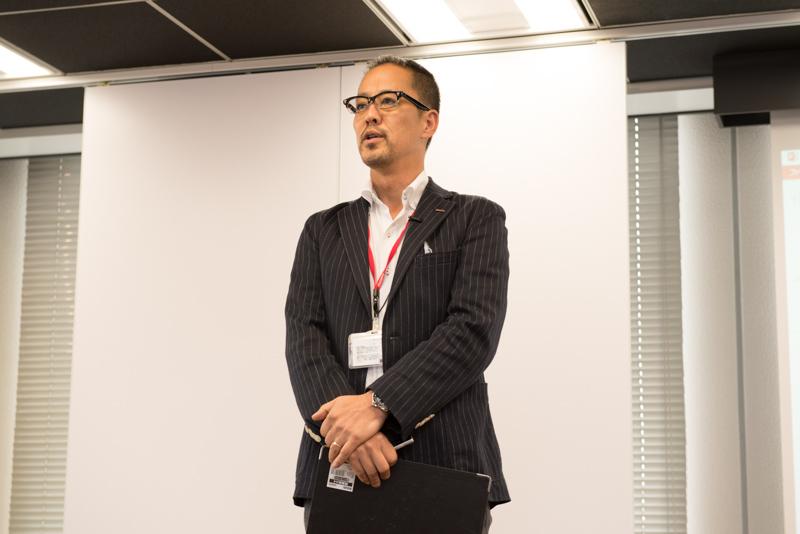 NTTドコモ・ベンチャーズ 取締役副社長の秋元信行氏