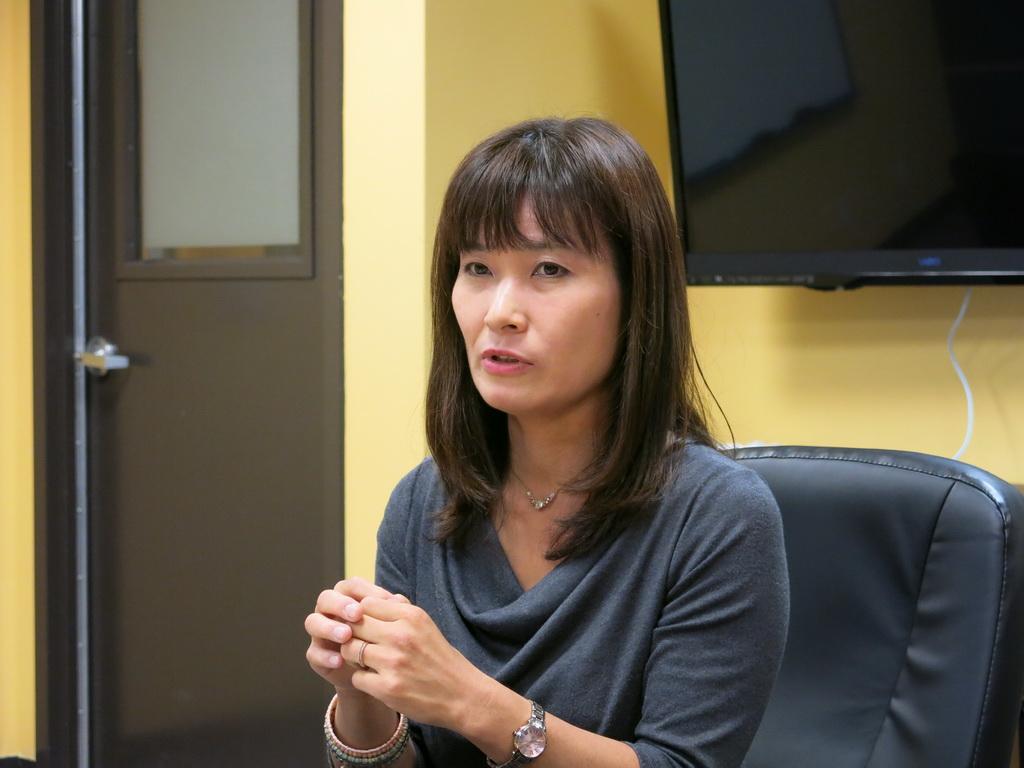 KDDI研究所 シニアマネージャー 土生由希子氏