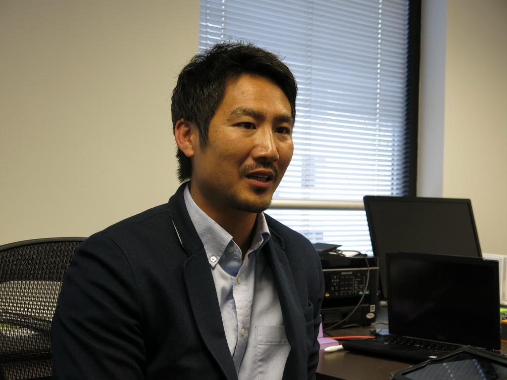 KDDIアメリカ シニアマネージャー 豊川栄二氏
