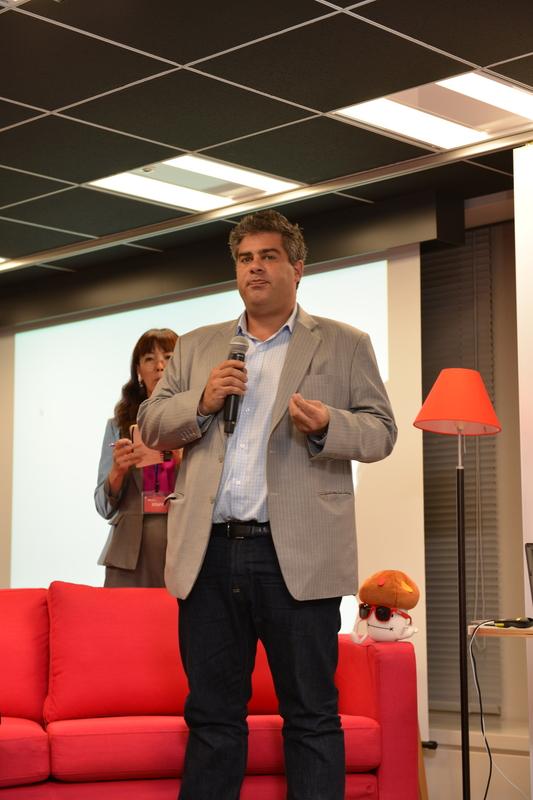 Flipboard Vise President of Business DevelopmentのEric Alexander氏
