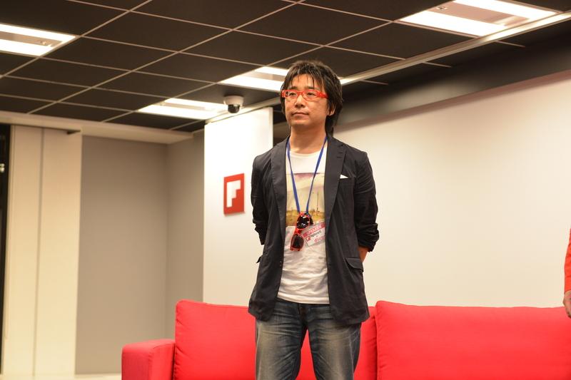 Huffington Post 日本語版 編集長の松浦茂樹氏