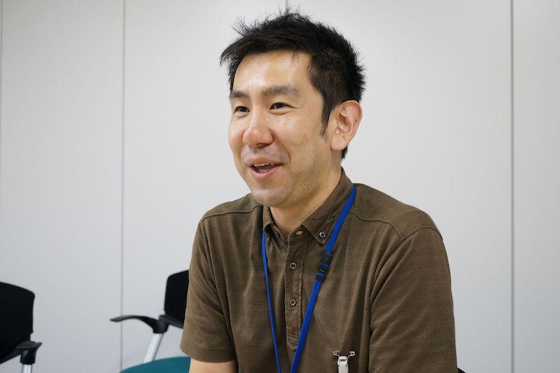 フュージョン・コミュニケーションズの鈴木氏