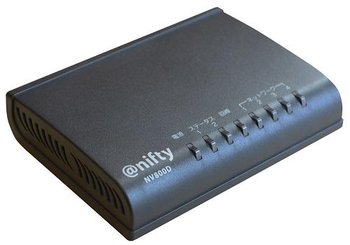 「スマートサーブ」専用のサービスアダプター「NV800D」