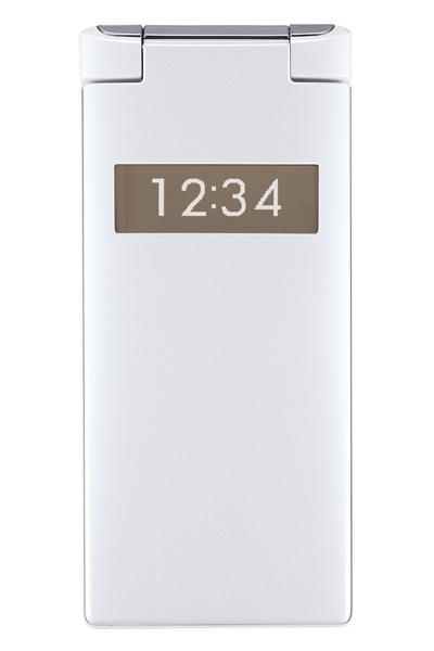「WX12K」ホワイト×ゴールド