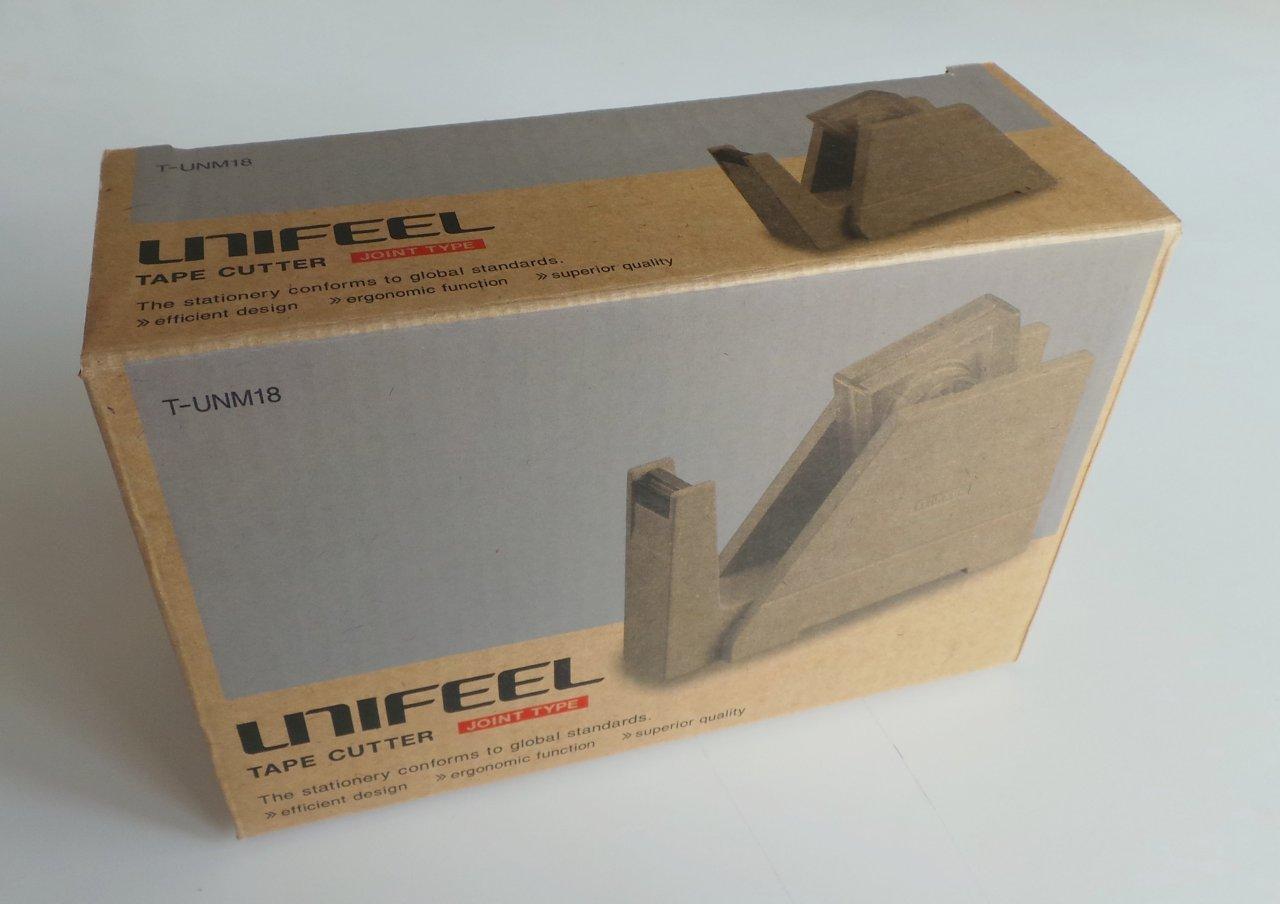UNIFEELはシンプルだけどきちんとデザインされたパッケージも好感度は高い