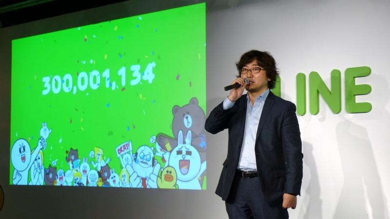 LINE株式会社の森川亮代表取締役社長
