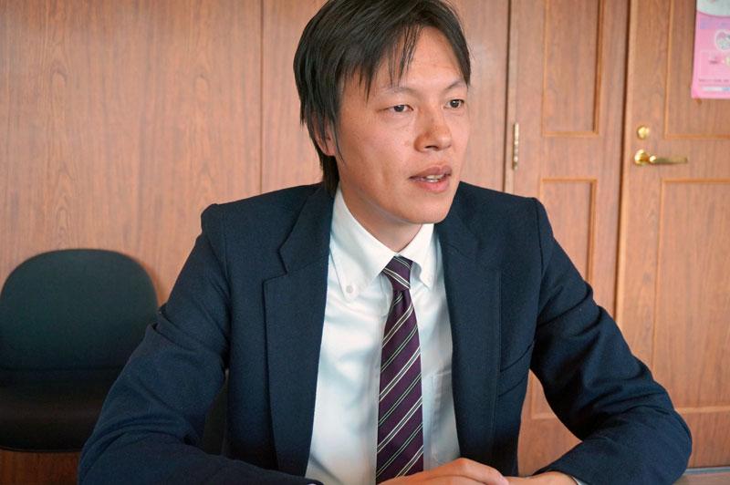 日交データサービスの若井氏
