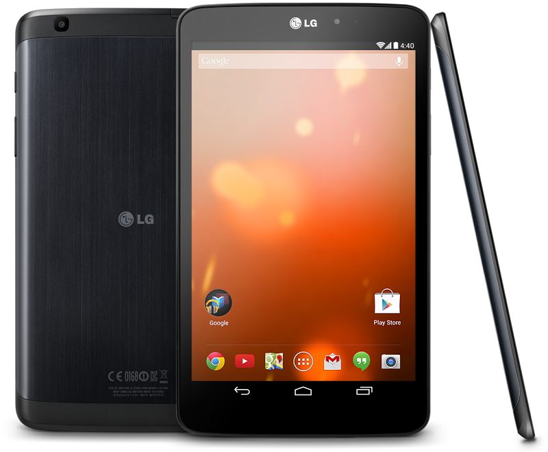 「LG G Pad 8.3 Google Play Edition」