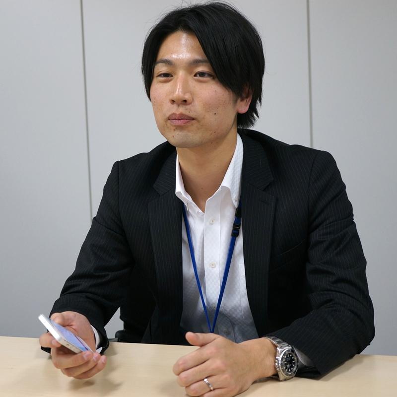 フュージョン・コミュニケーションズの倉澤氏