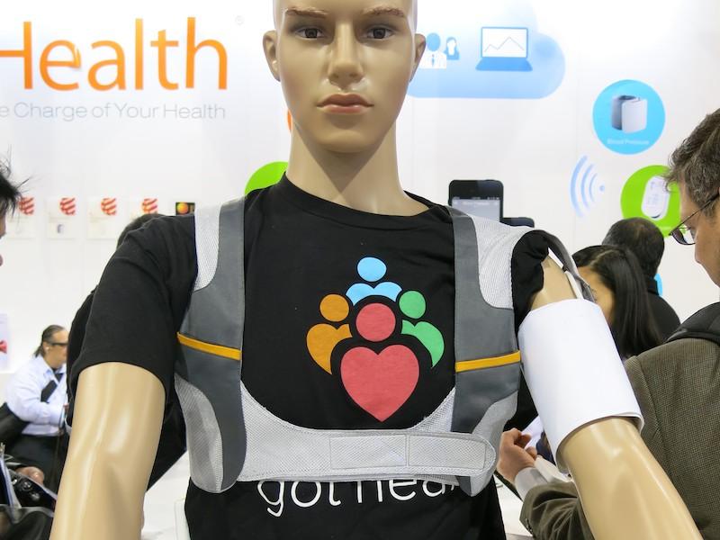Wireless Ambulatory Blood Pressure Monitor