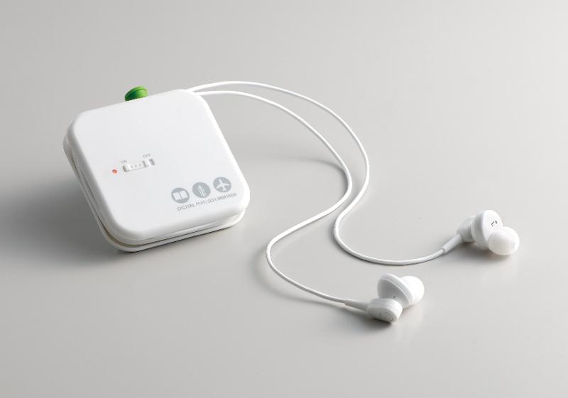 デジタル耳せん MM1000