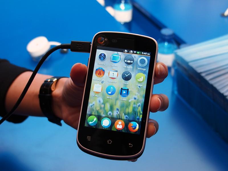 25ドルスマートフォン。スペックは低いが、他を圧倒する価格となっている