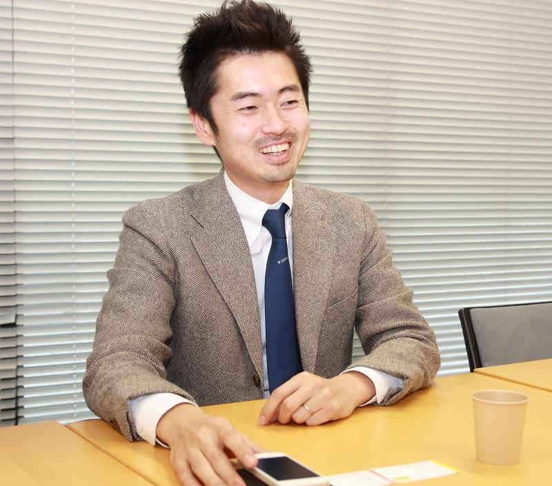 株式会社ミクシィ 取締役 最高事業責任者 川崎裕一氏