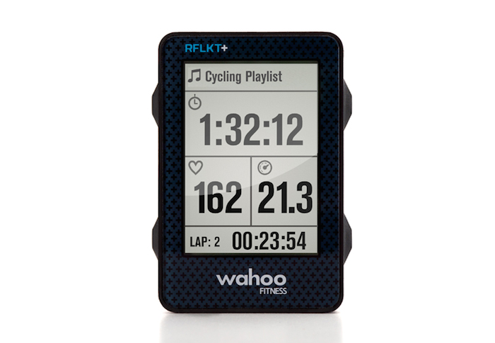 「Wahoo Fitness サイクルコンピュータ RFLKT+ for iPhone」