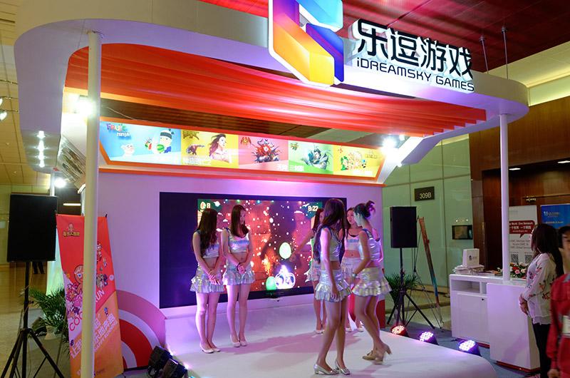 Fruit Ninja、Temple Run 2などの人気ゲームを中国市場で代理展開するiDreamSky
