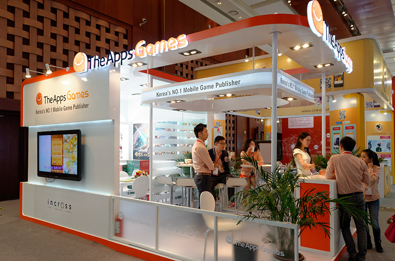 TheAppsGamesブランドでモバイルゲームのコンサルティングなどを行っている韓国のIncross