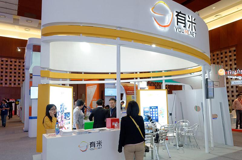 中国国内でモバイル広告ネットワークをもつYoumiとYijifen