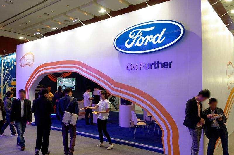 フォードはスマートフォンと車載機を連携可能なAppLinkを紹介