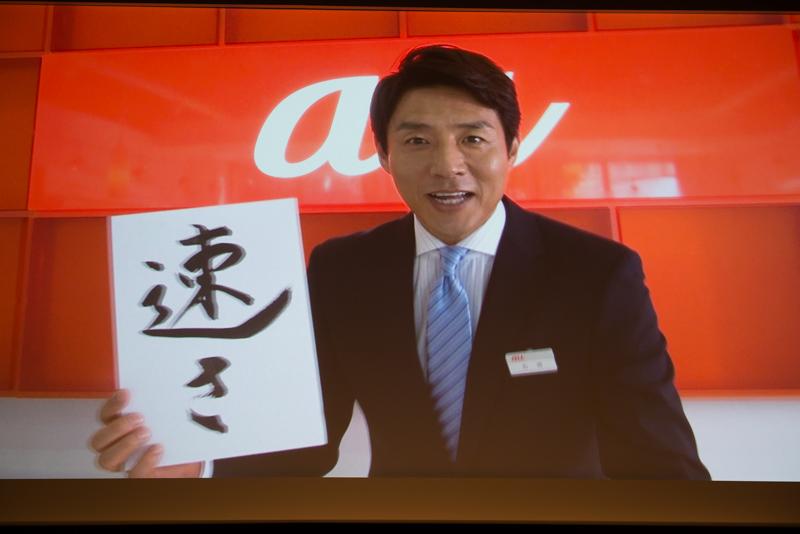 松岡修造は店長として熱くアピール