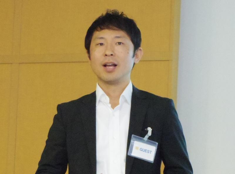 ユーシーカード事業開発部長兼モバイルサービス事業室長 中野征冶氏