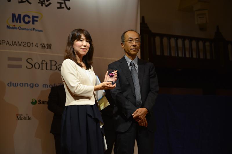 優秀賞は「Windows 8 tablets」(日本マイクロソフト)