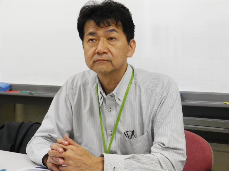 青森県 企画政策部 情報システム課の山本俊二氏