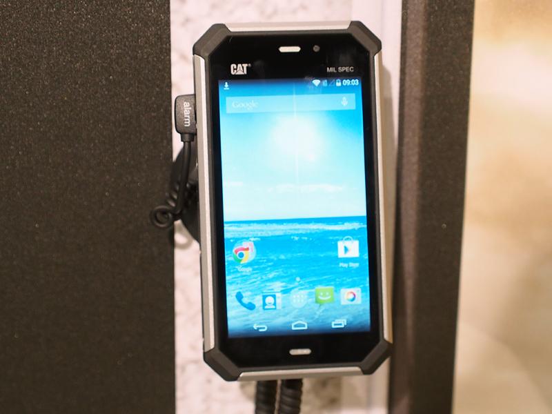LTEに対応した「B15Q」