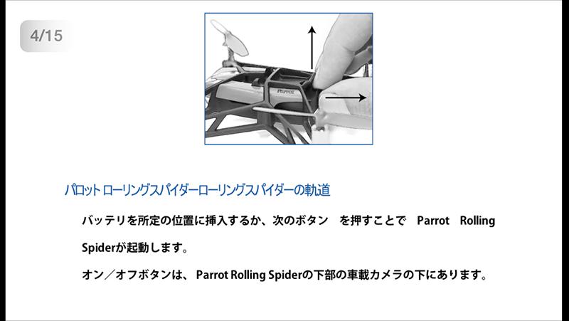 PDFで配付されている日本語ユーザーガイド。ところどころ日本語が怪しいが、読んだほうが理解が早い