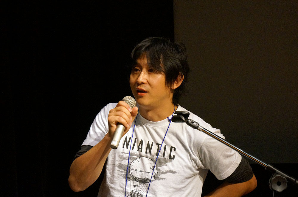 Niantic Labsの川島氏