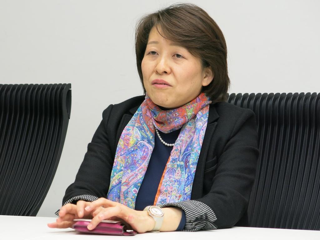 Mozilla Japanの瀧田代表理事