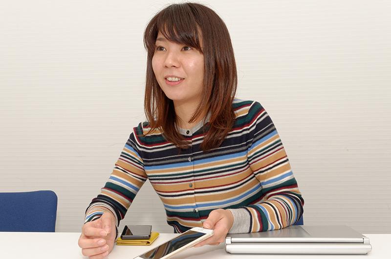 株式会社ゼンリンデータコム モバイルサービス本部 大垣聡子氏
