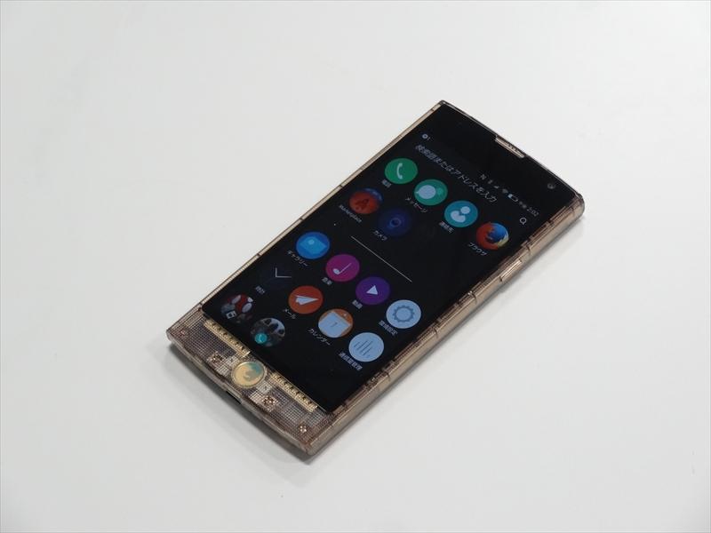 auのFirefox OSスマートフォン「Fx0」