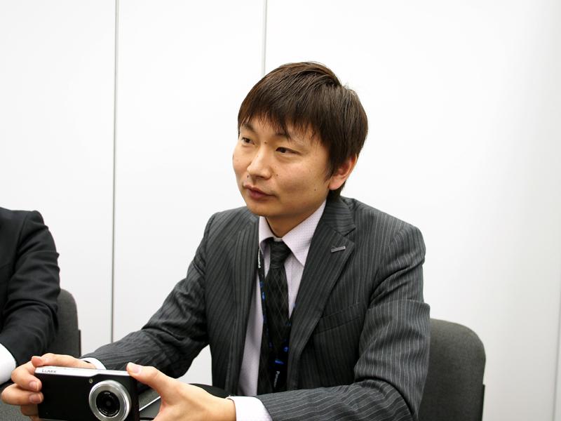 パナソニックシステムネットワークの井端氏