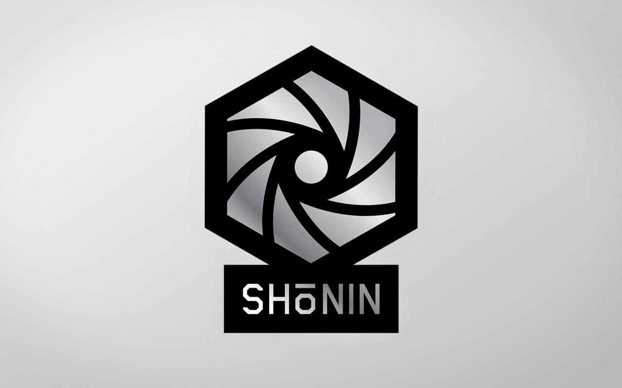 2~3月に実施されるイベント「SHONIN -証人-」のロゴ